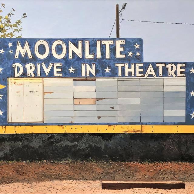 Daniel Blagg, Moonlite, 2021