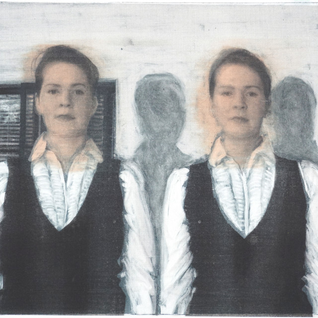 Double Sister no. 1, 2010