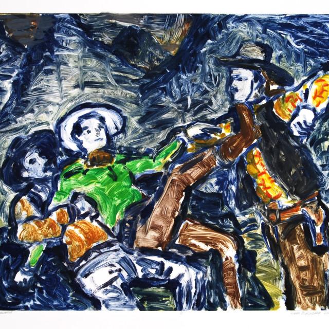 Blue Cowboys, 2002