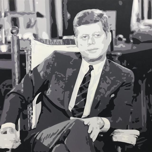 Leslie Lanzotti, President Kennedy, 2020