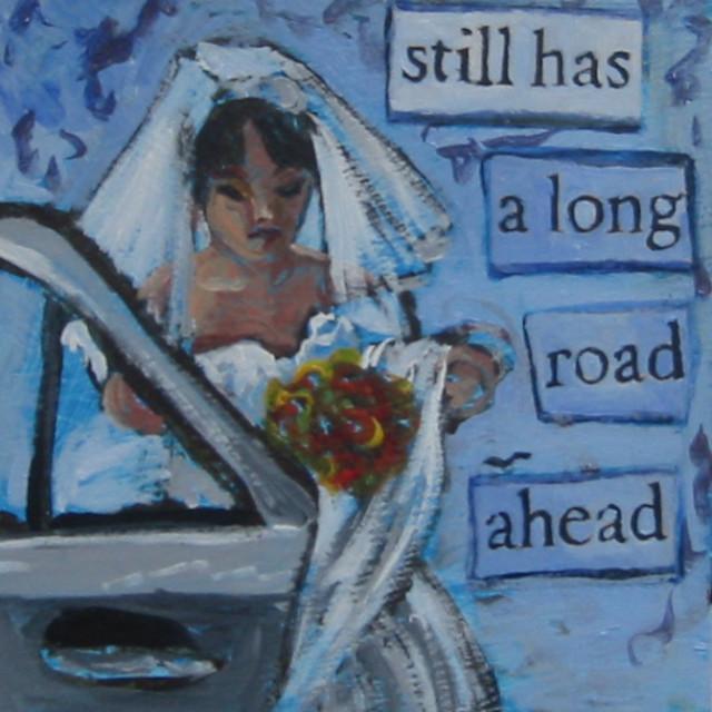 E. Tilly Strauss, A bride, 2009