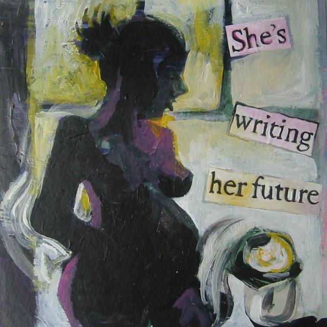 E. Tilly Strauss, Future is Written, 2009