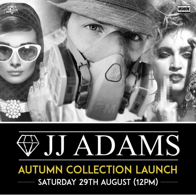 JJ Adams New Release