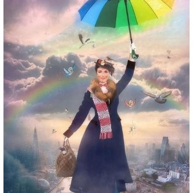 JJ Adams Mary Poppins