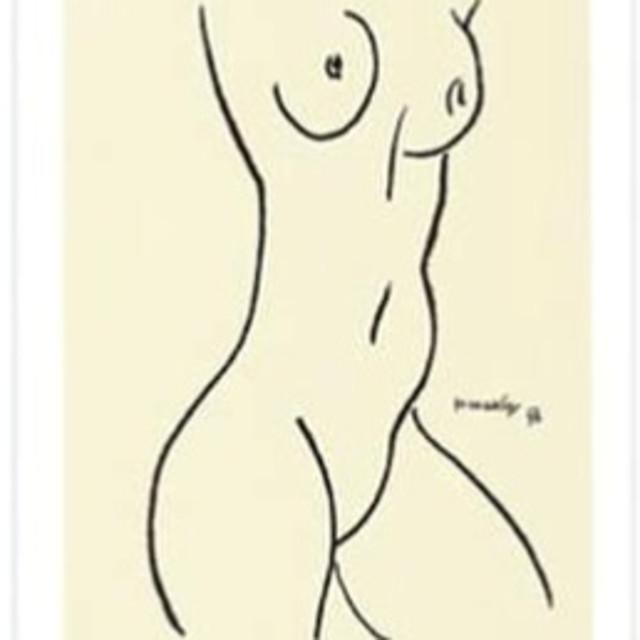 Peter Osbourne - Matisse Commission