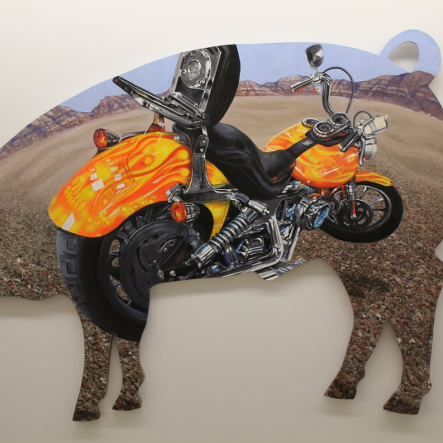 JO LEMAY RUTLEDGE,  pork chopper