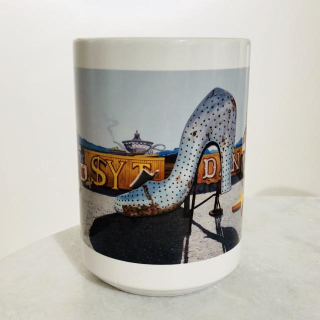 Steppin' Up, Daniel Blagg Coffee Mug