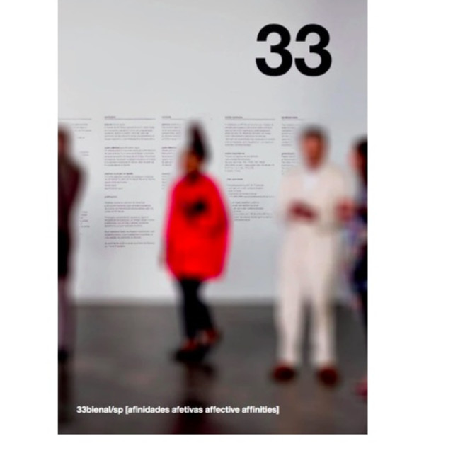 33ª Bienal de São Paulo Catalogue of the exhibition