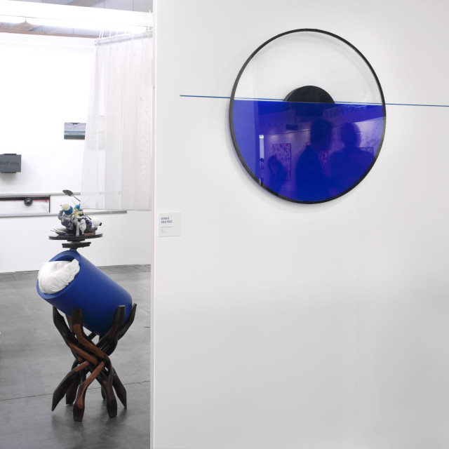 Honoré ∂'O wins Solo Prize, Art Brussels 2015, Kristof De Clercq gallery (booth 1D-06)