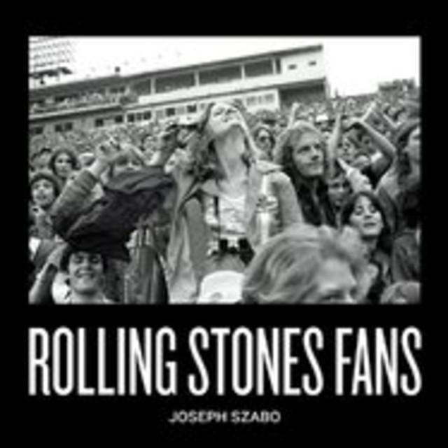 Joseph Szabo Rolling Stones Fans