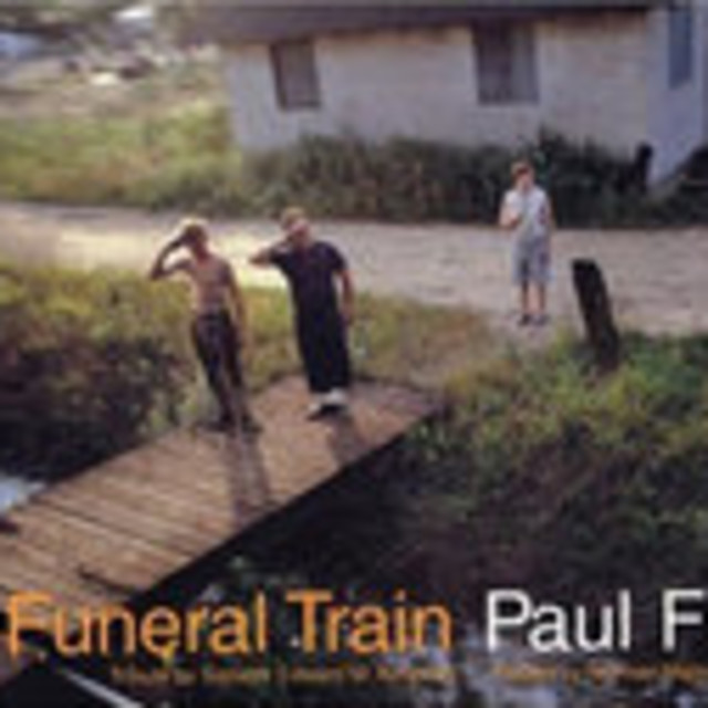 Paul Fusco, RFK Funeral Train