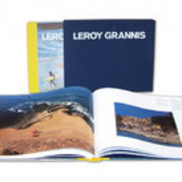 LeRoy Grannis, Birth of a Culture: 60s and 70s Surf Photography - LIMITED EDITION