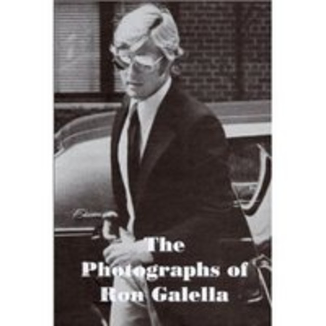 Ron Galella The Photographs of Ron Galella 1960-1990