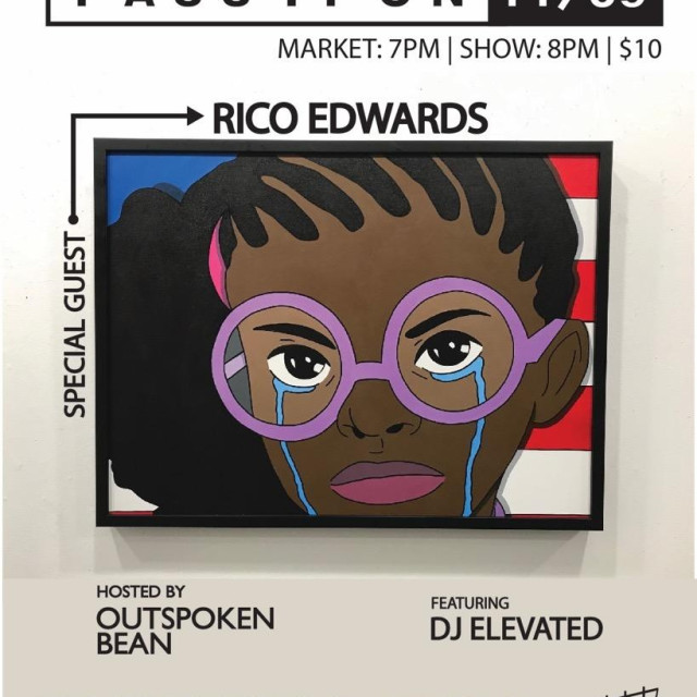 Pass It On, Special Guest Rico Edwards