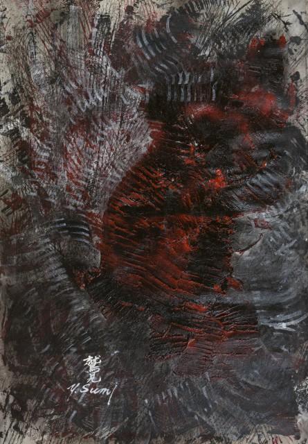 Yasuo Sumi, Untitled, 2012