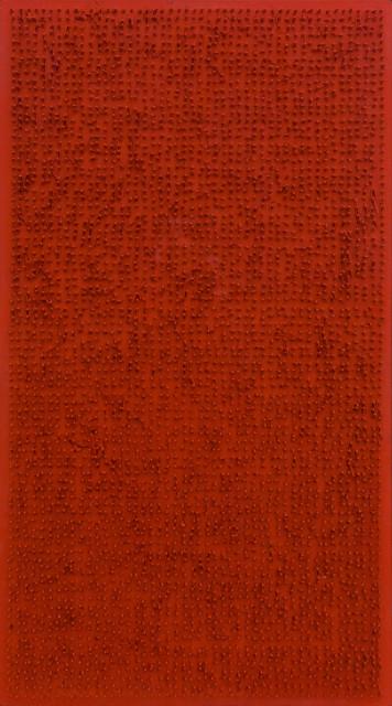 Bernard Aubertin, Tableau Clous, 1968