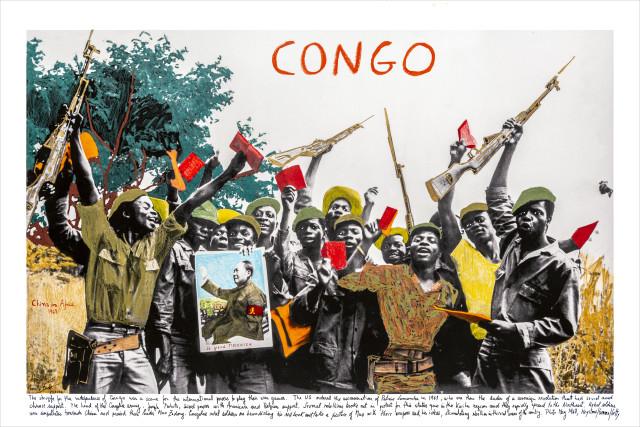 Marcelo Brodsky, CONGO, 1968, 2018