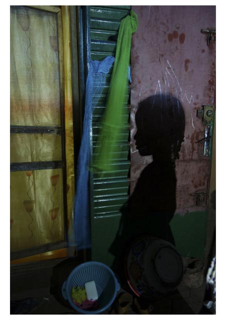 Saïdou Dicko, LA DOUCHE NOCTURNE OUAGADOUGOU, 2014