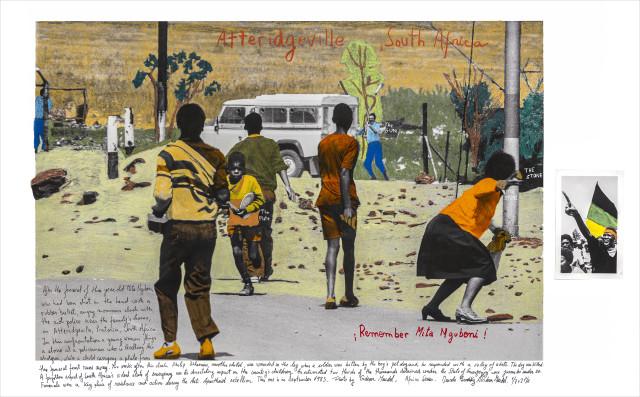 Marcelo Brodsky, ATTERIDGEVILLE, SOUTH AFRICA, 1985, 2018