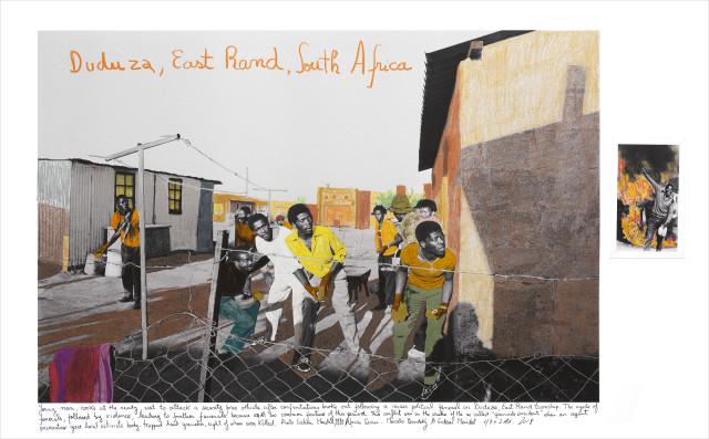 Marcelo Brodsky, DUDUZA, SOUTH AFRICA, 1985, 2018
