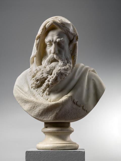 Giovanni Maria Benzoni, WINTER, Rome, 1865