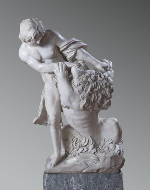Andrea Baratta, Samson and the Lion