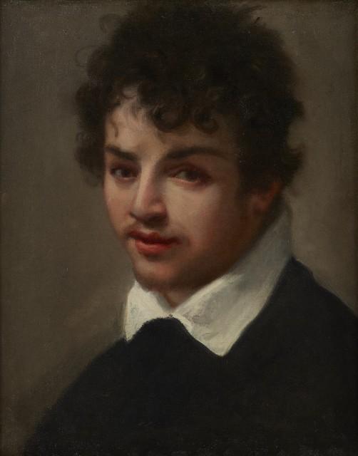 Pietro Faccini, Portrait of a Young Man, 1590-1600