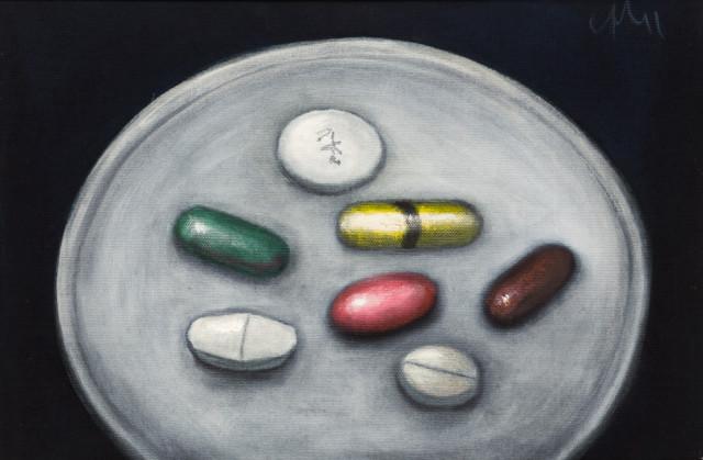 Grégoire Müller, Pills, 2011