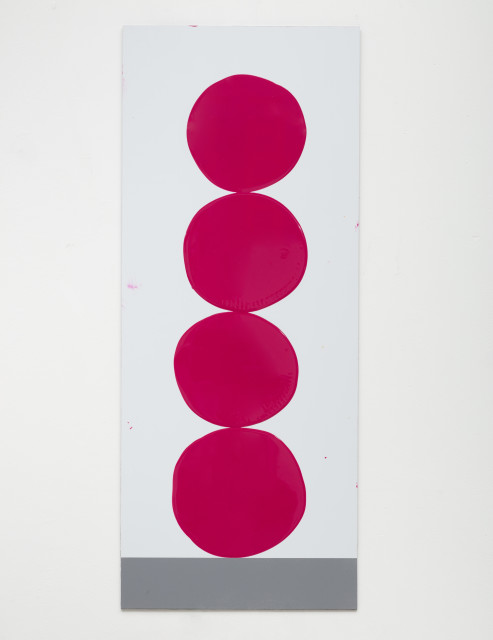 David Batchelor, Multi-Colour Chart 26, 2018