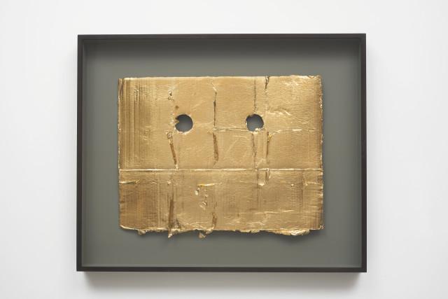 Peter Liversidge, Mask (2), 2017