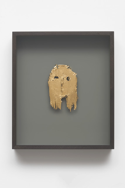 Peter Liversidge, Mask (23), 2017