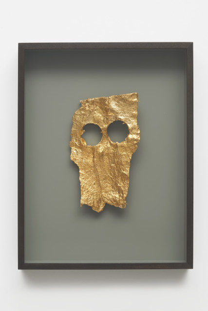 Peter Liversidge, Mask (29), 2017