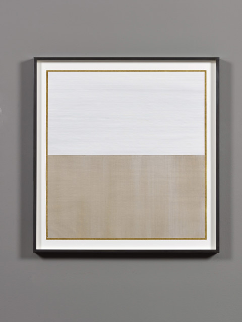 Callum Innes, Untitled (from the Cento series), 2016