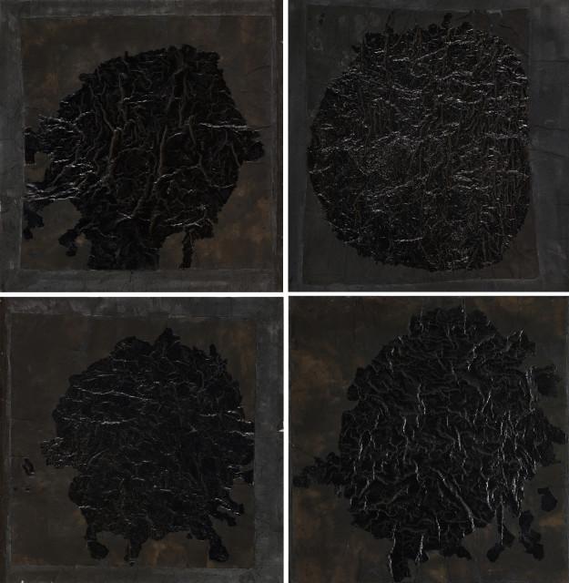 Yang Jiechang 杨诘苍, Yuan 1-4 元墨1-4, 1995