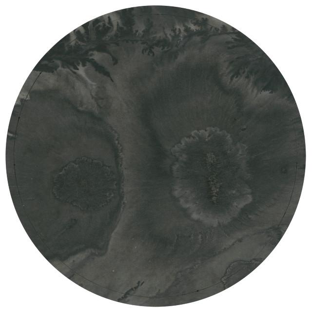 Bingyi 冰逸, Mirror Image of Peony 牡丹的镜像, 2018