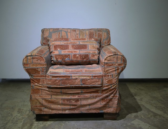 Dai Yun 戴耘, Still Life Series-Sofa, 2009