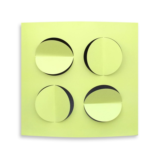 Rashid Al Khalifa, Apple Green, 2015