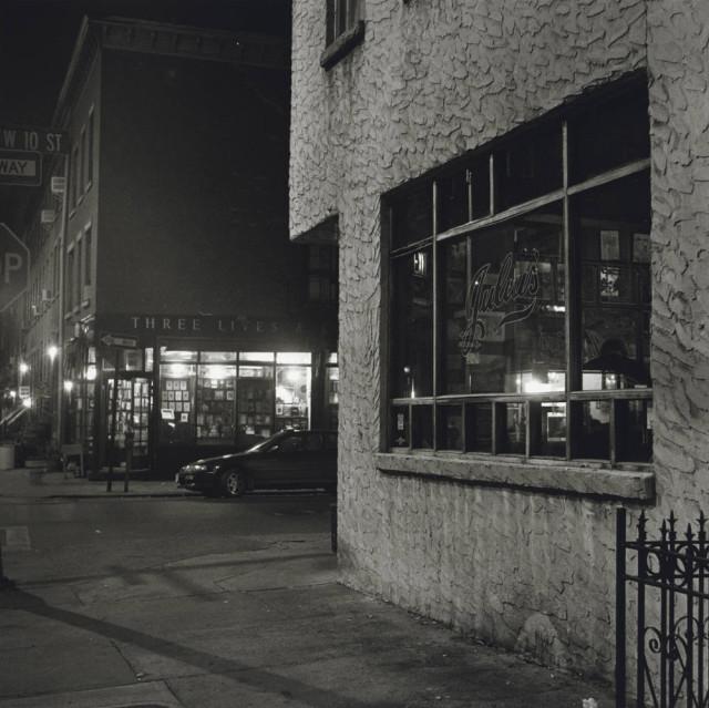 Robert Giard, Julius' Bar and Three Lives & Company, New York City