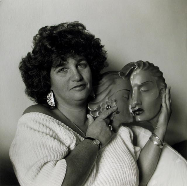 Robert Giard, Joan Nestle, 1987