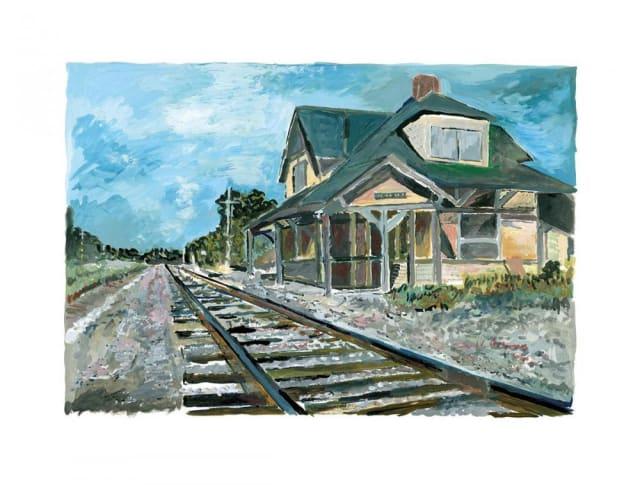 Bob Dylan, New England Depot, 2017