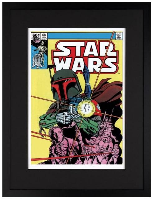 Stan Lee - Marvel, Star Wars #68 - The Search Begins (paper)