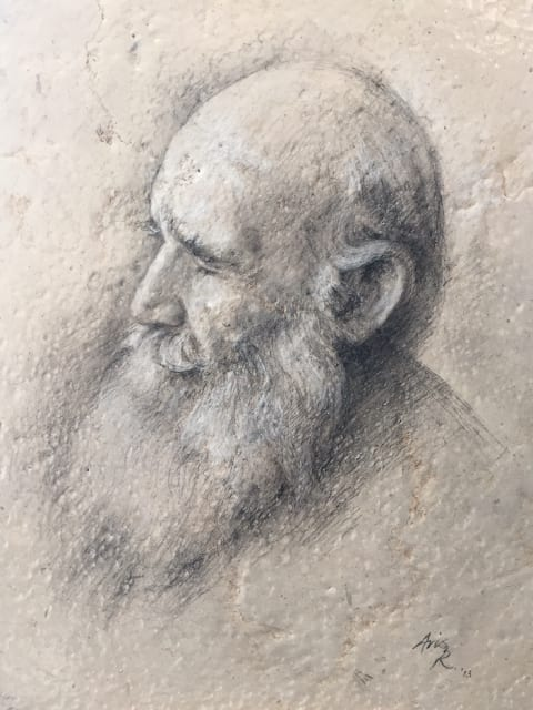 Aris Raissis, Bearded Man