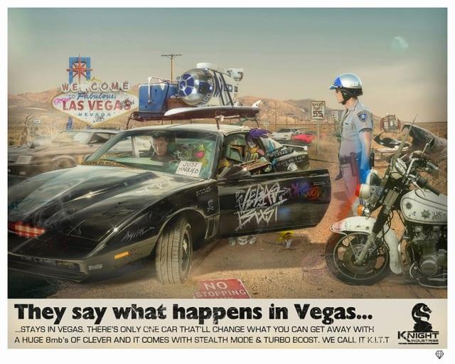 JJ Adams, What Happens in Vegas, Stays in Vegas