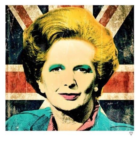 JJ Adams, Margaret Thatcher (A/p)