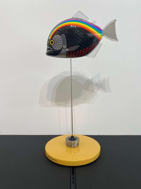 Alastair Gibson - Carbon Art, NHS Baby Piranha