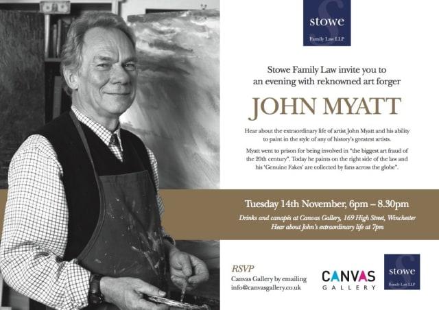 John Myatt - Master Forger