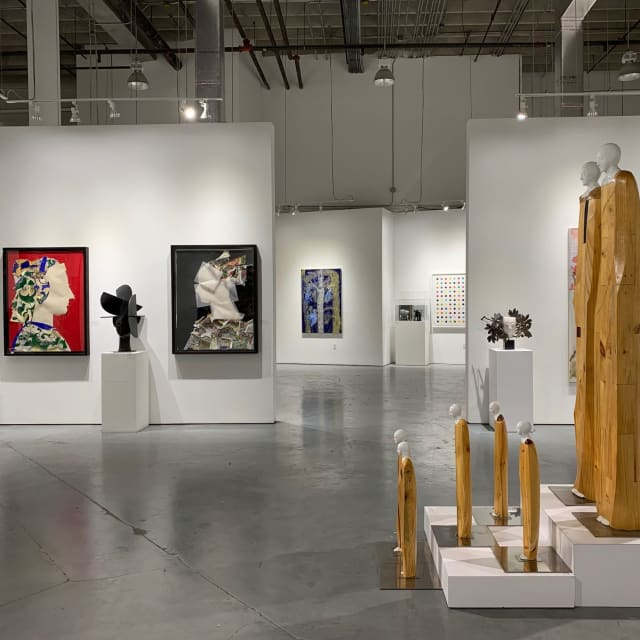 Summer Selections exhibition at Rosenbaum Contemporary in Boca Raton, Florida
