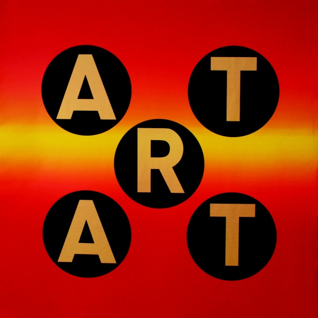 At Home and in the Studio with Robert Indiana