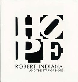 "Cover of ""Robert Indiana and the Star of Hope"" book"
