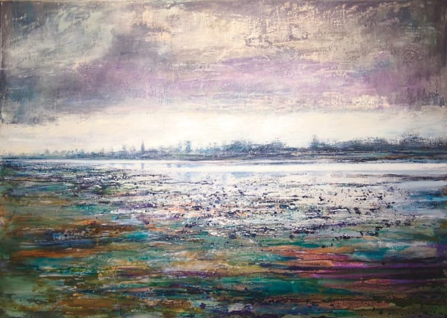 Peter Kettle, 'Port Meadow, Oxford', 2016